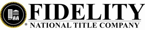 Fidelity National Title Approved Vendor
